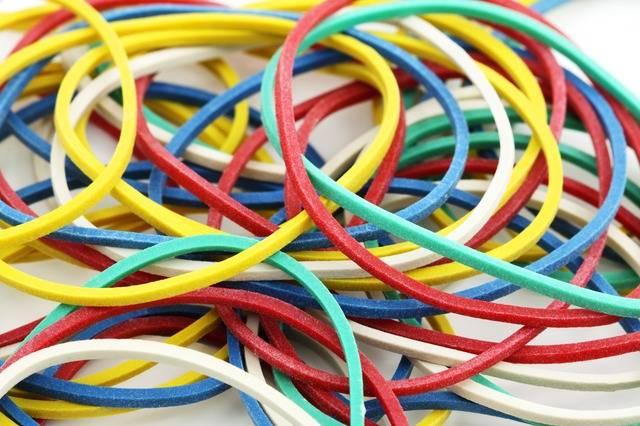 les elastiques pour le fitness