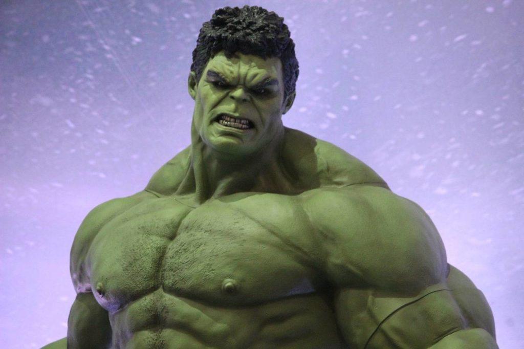 hulk haut du corps