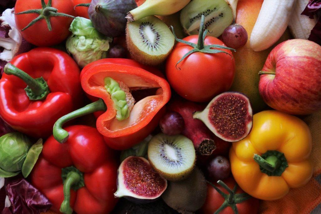 assortiment légumes du soleil