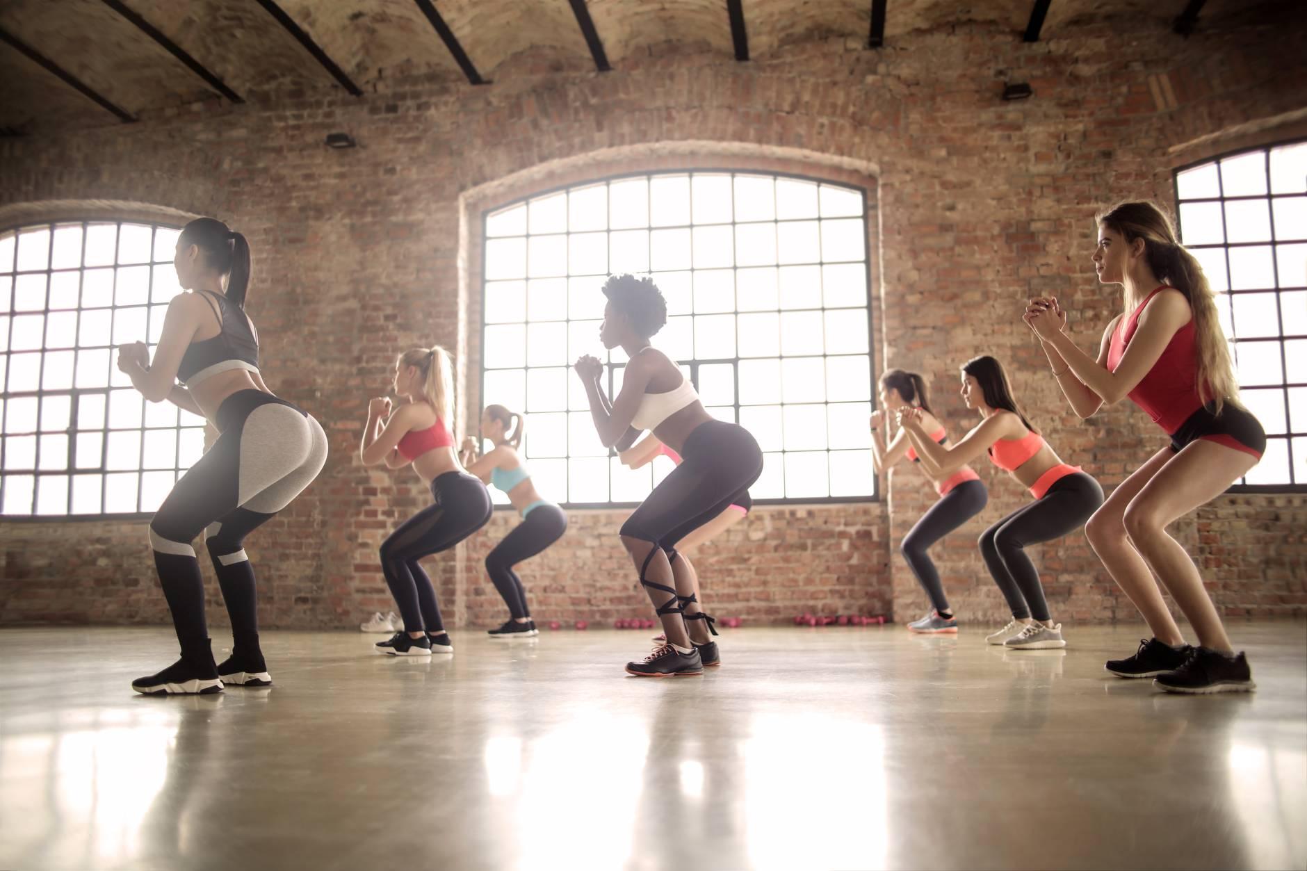développer explosivité des jambes squat
