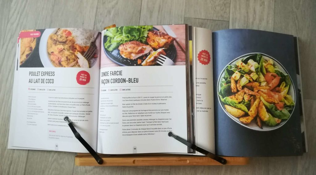 recette healthy ouvert thibault geoffray