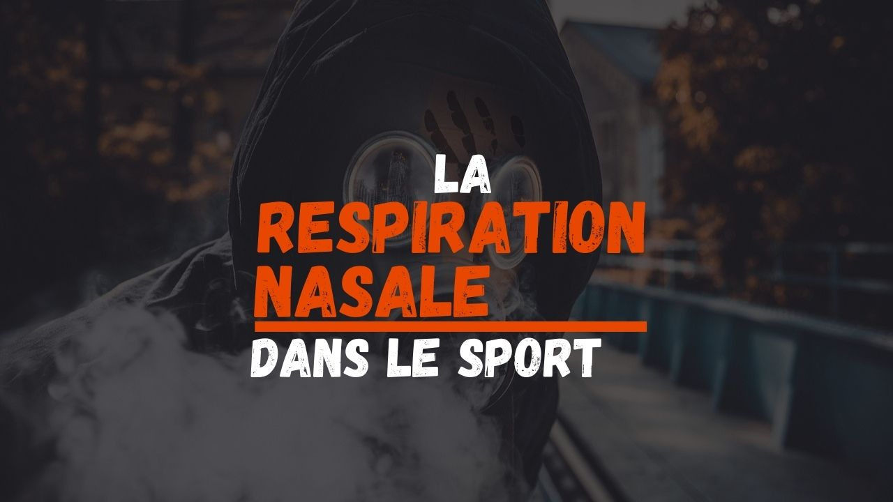respiration nasale sport