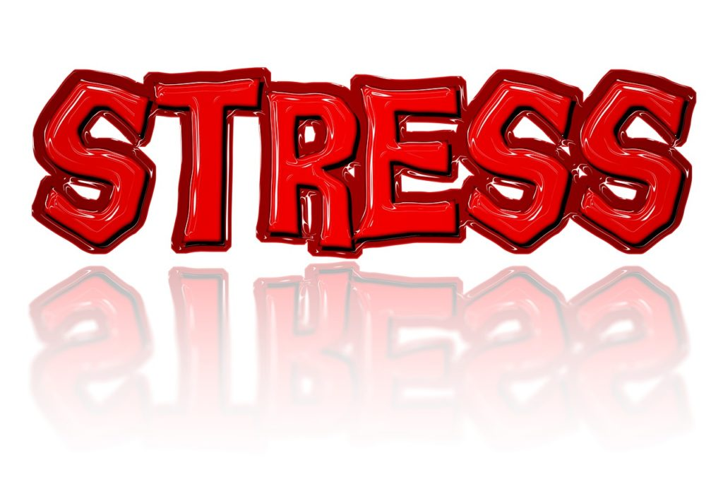 stress et effets endorphine